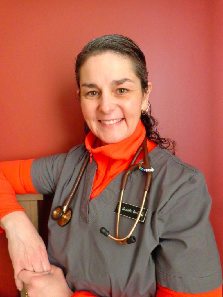 Dr Nichelle Peck